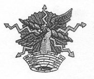 [1823 crest of the Ordnance Board arms ]