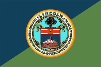 [Flag of Lincoln, Massachusetts]