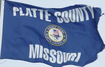 [flag of Platte County, Missouri]